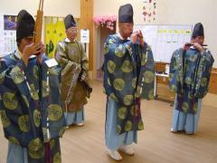 加茂若宮神社 雅楽