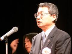 飛騨市議会教育厚生常任委員会委員長