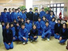 神岡中学校1年1組