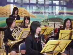 飛騨神岡高校吹奏楽部