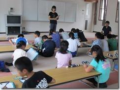 2013H250712 神岡小学校5年生交流会 008
